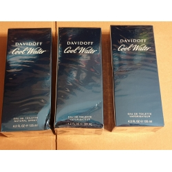 DAVIDOFF COOL WATER 125ml woda toaletowa
