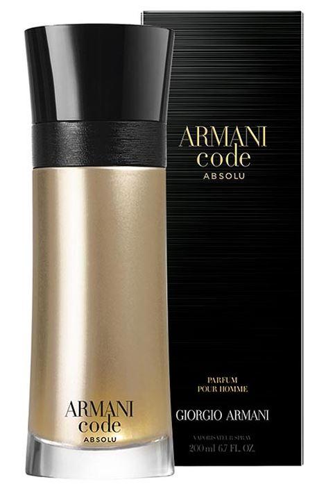 giorgio armani armani code absolu pour homme