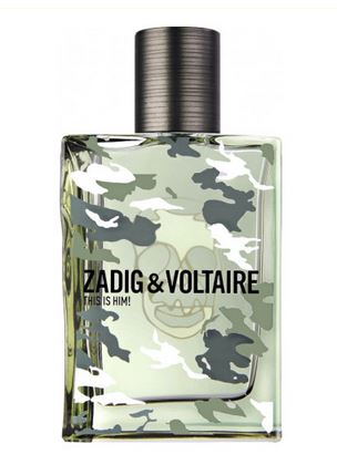 zadig & voltaire this is him! capsule collection